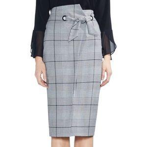 NWT Vince Camuto High Waist Skirt